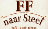 Café Zaal Terras FF naar Steef